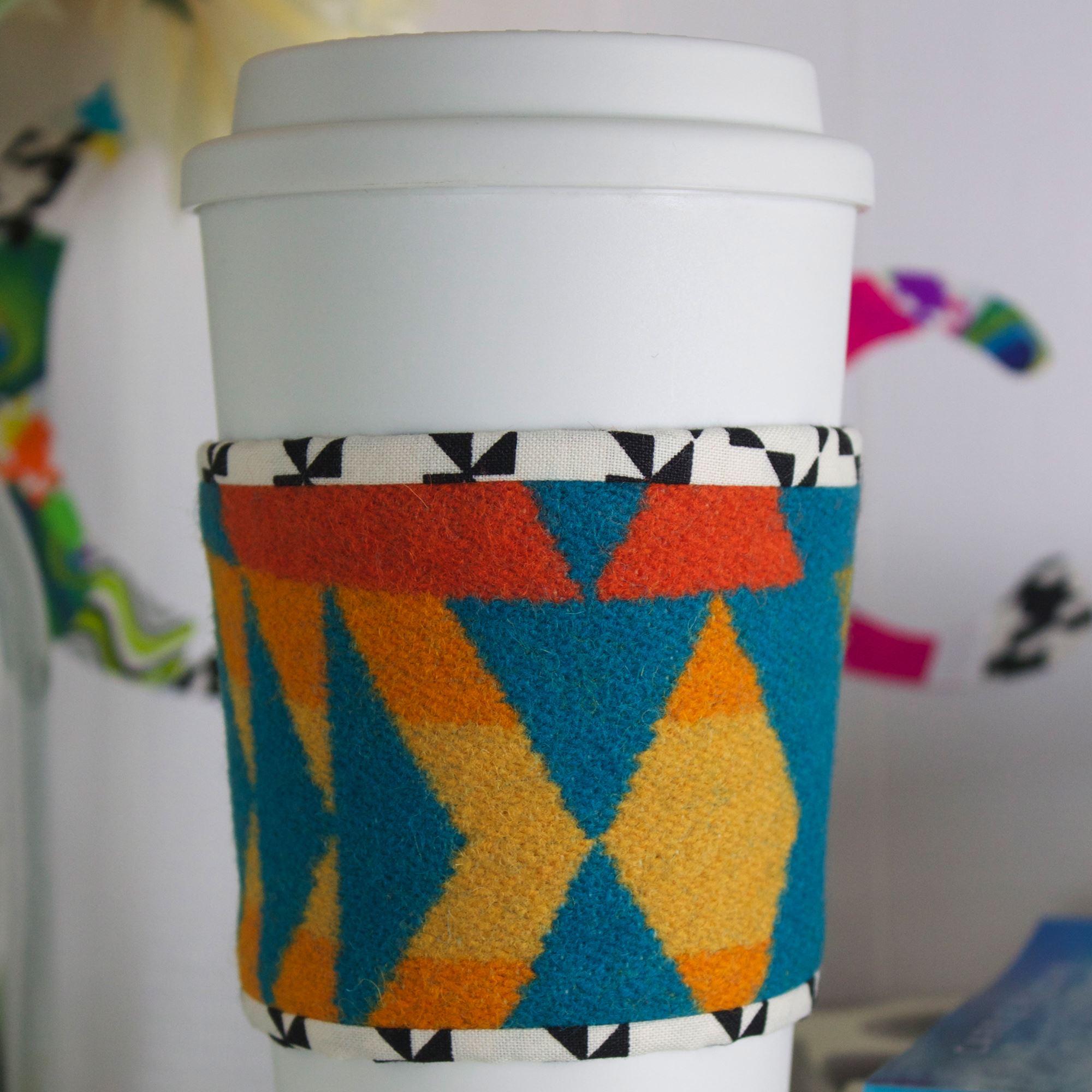 Diy Coffee Cup Sleeve